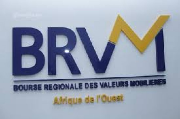 Photo : Marché des actions : l'indice BRVM Composite régresse de 0,38%